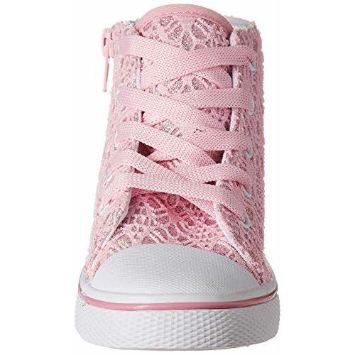 Barbie Girl's Sneakers- 5 UK (22 EU) (6 Kids US) (BBPGCS2107_Pink)