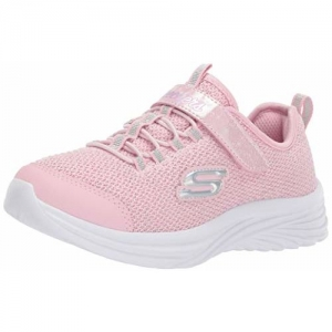 Skechers Girl's Dreamy Dancer Lt.Pink Sneakers-11 UK (12 US) (81516L-LTPK)