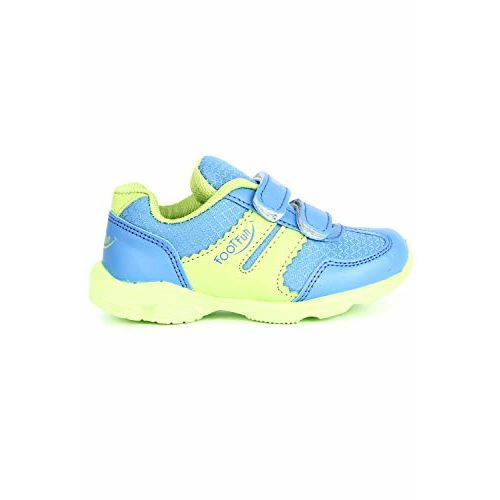 Liberty Footfun (from Unisex Green Sneakers - 13 Kids UK/India (32 EU) (9956004140320)