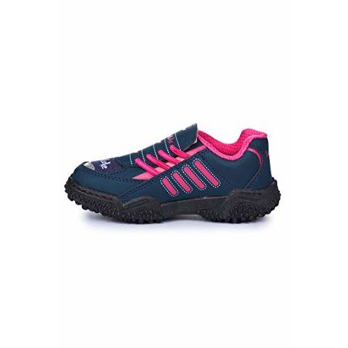 Liberty Foot Fun (from Unisex Pink EVA Sneakers - 10 Kids UK (8005014123280)