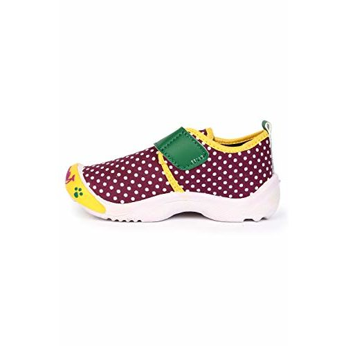 Liberty Foot Fun (from Unisex Babel Blue Loafers and Moccasins - 10 Kids UK/India (28 EU)