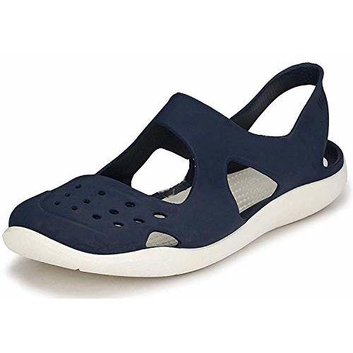 Dimara Girls Fancy Clogs Blue