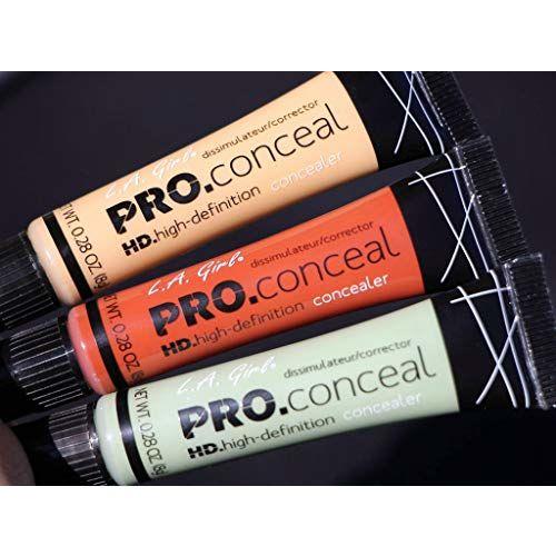 L.A GIRL LA Girl Pro Conceal (Concealer), Green Corrector, 8g
