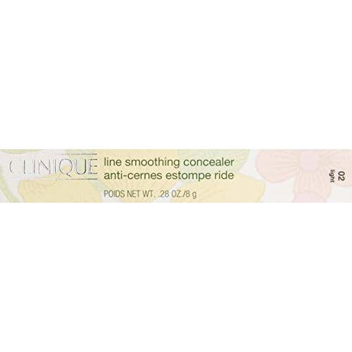 Clinique Line Smoothing Concealer #02 Light - 9g/0.31oz