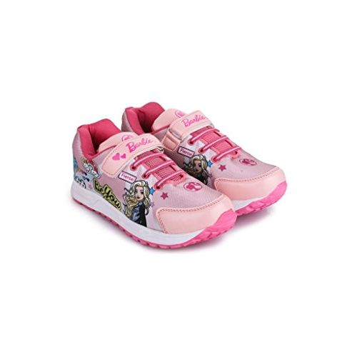 Barbie Girl's Baby Pink Sports Shoes-12 Kids UK/India (31 EU) (BBPGSP0016)