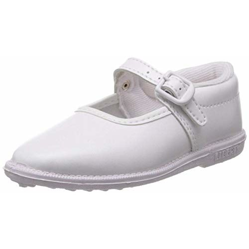 Liberty Girl's Formal Shoes-13 Kids UK/India (32EU) (TumS_White_13)