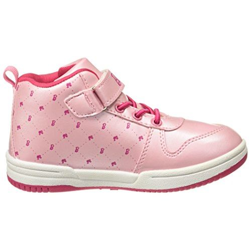 Barbie Girl's Metalic Baby Pink Boots- 9 Kids UK/India (27 EU) (BBPGSP0021)