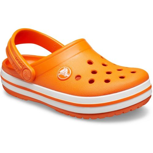 Crocs Boys & Girls Slip-on Clogs(Orange)