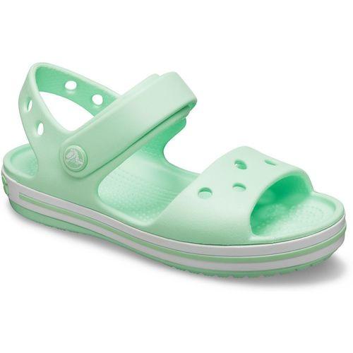 Crocs Boys & Girls Velcro Clogs(Green)