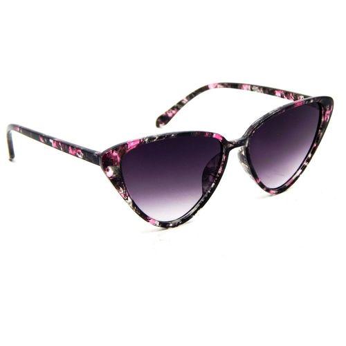 Els Cat-eye Sunglasses(Black)