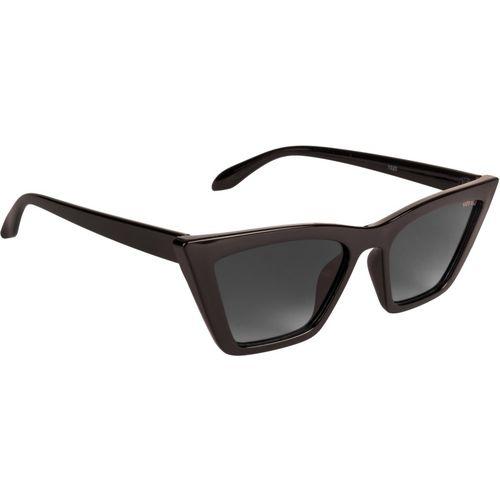 Voyage Cat-eye Sunglasses(Violet)