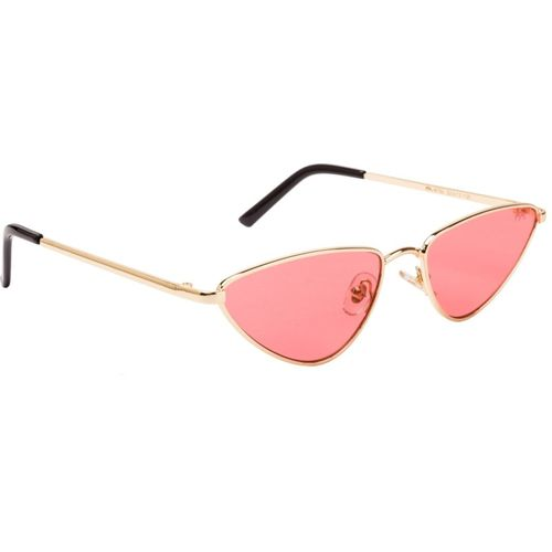 Farenheit Cat-eye Sunglasses(Pink)