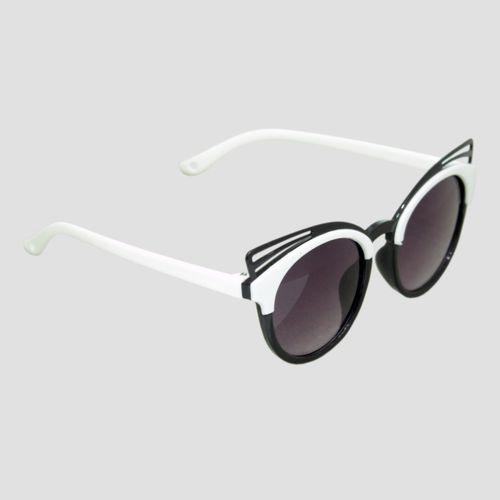 Redex Cat-eye Sunglasses(Black)