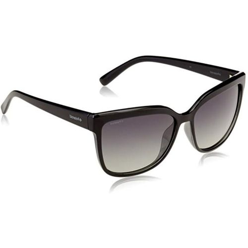 Polaroid Cat-eye Sunglasses(Grey)