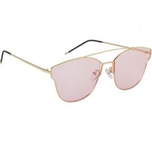 Voyage Cat-eye Sunglasses(Pink)