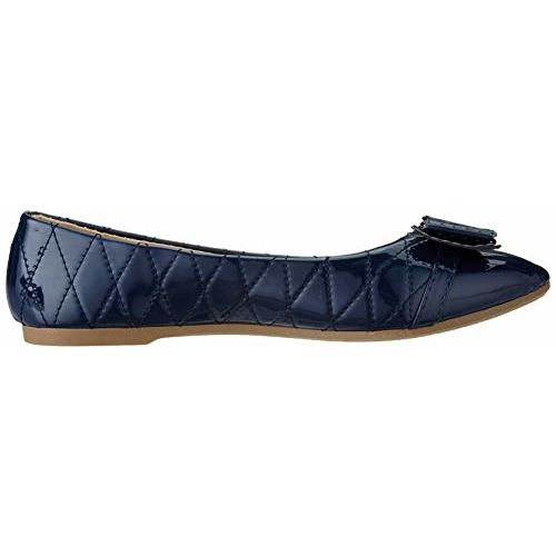 Flavia Women's Blue Ballet Flats-4 UK/India (36 EU) (2233-24/BLU/04)