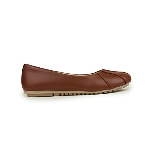 Beautiful Tan color synthetic material Bellies for womens from Shezone: