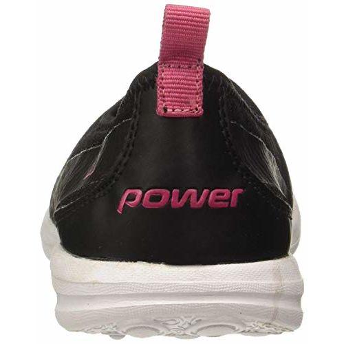 Power Women's Benny Black Ballet Flats- 7 (5596097)