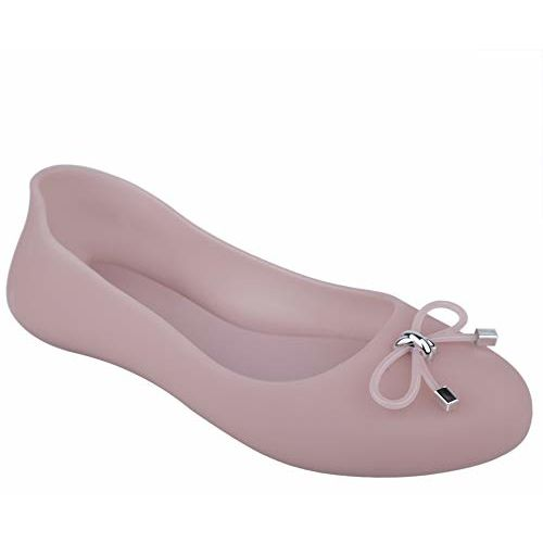 Irsoe Latest Collection, Comfortable & Fashionable Casual/Formal Bellies for Women's Girl's Ballet Flats/Ballerinas- Peach