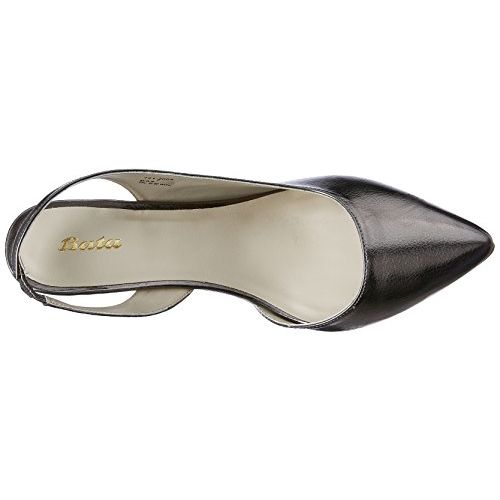 BATA Women's Elektra Grey Pumps - 5 UK/India (38 EU)(7512005)