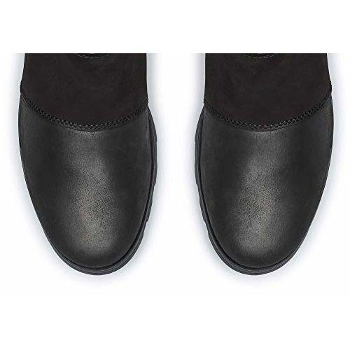 Sorel Emelie Chelsea Black Boot
