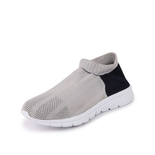 FAUSTO Panelled Slip-On Sports Shoes