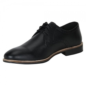 Bond Street by (Red Tape) Black Synthetic Formal Shoes