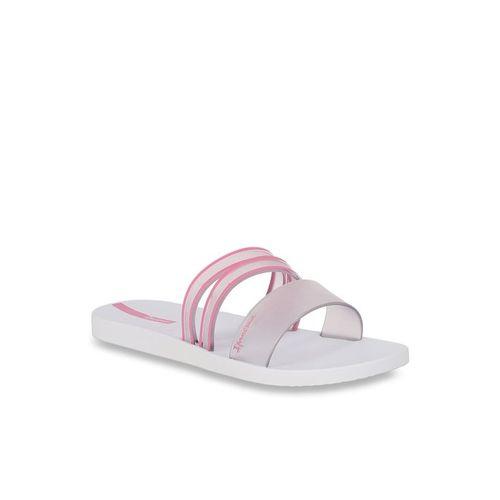 Ipanema White Casual Sandals