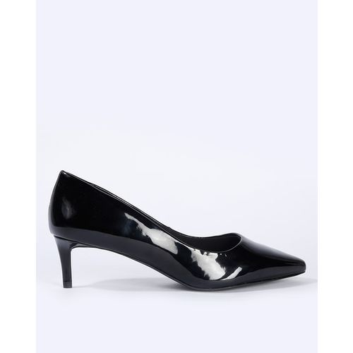 Carlton London Pointed-Toe Pumps with Kitten Heels