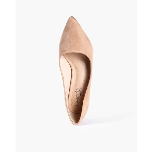 BEIRA RIO Textured Pointed-Toe Pumps