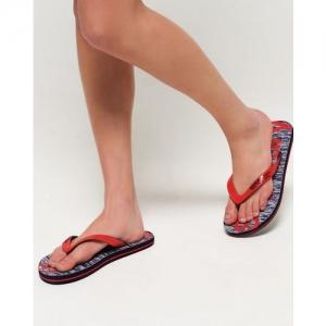 SUPERDRY Textured Slip-On Flip-Flops