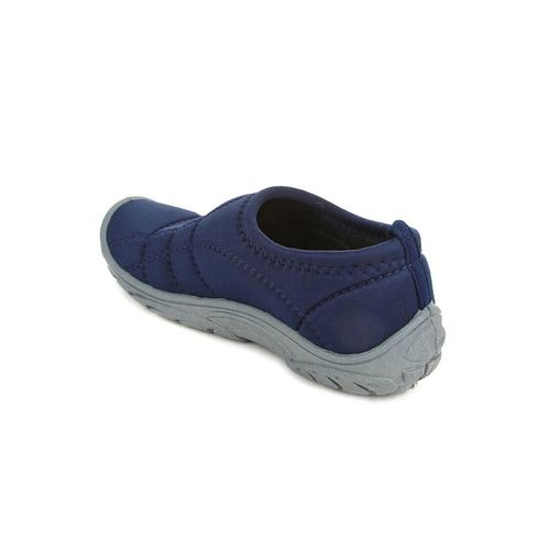 Liberty Shoes navy slip on casual shoes