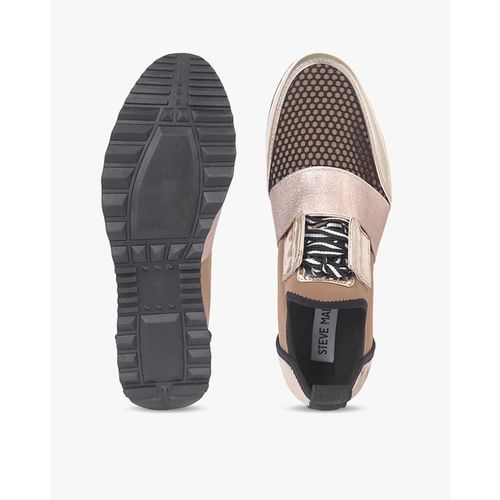 STEVE MADDEN Antics Panelled Lace-Up Shoes