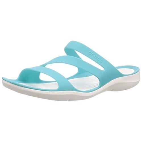 Crocs Swiftwater Sandal W Blue Fashion Flip Flips