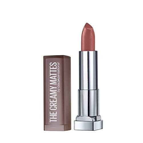 Maybelline New York Color Creamy Matte Lipstick, 657
