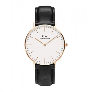 Daniel Wellington Black Analog Watch 0508DW