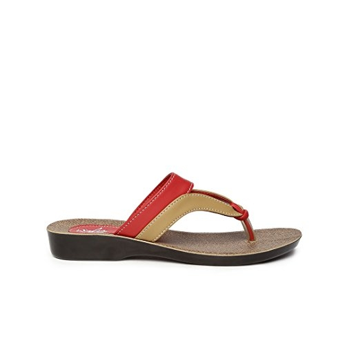Paragon Red Fashion Slipper