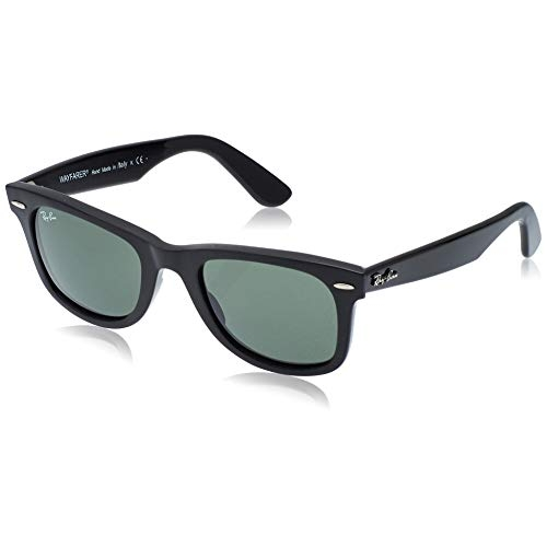 Ray-Ban 0RB2140 Green UV protected Square Unisex Sunglasses