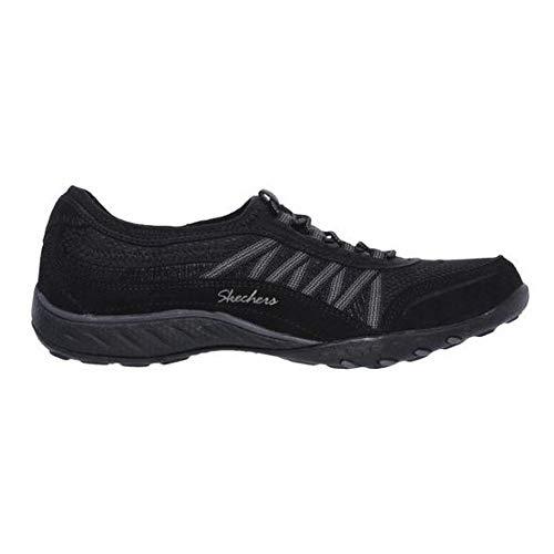 Skechers Breathe-Easy-Point Taken Navy Blue Sneakers (23041-NVY)