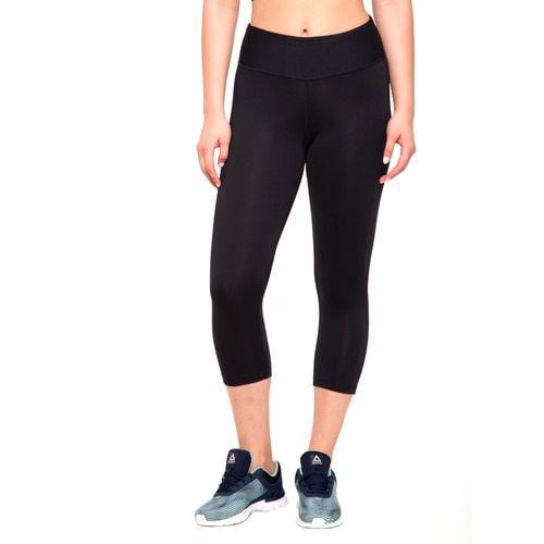 Women's Reebok Training Workout Ready PP Capri Tights