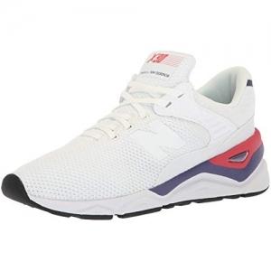 New Balance X-90 White Sneakers (WSX90CLA)