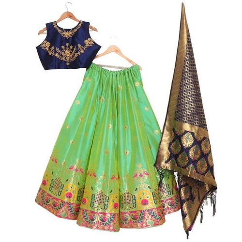 MIMOSA Embellished Lehenga-Choli Set