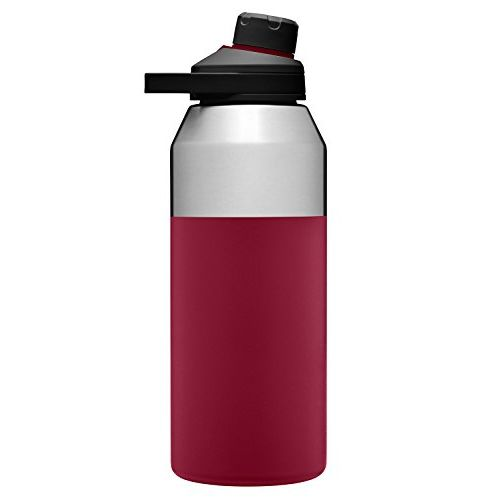 CamelBak 01098 Chute Mag Vacuum Insulated Stainless Cardinal 1.2 Litre (Red)