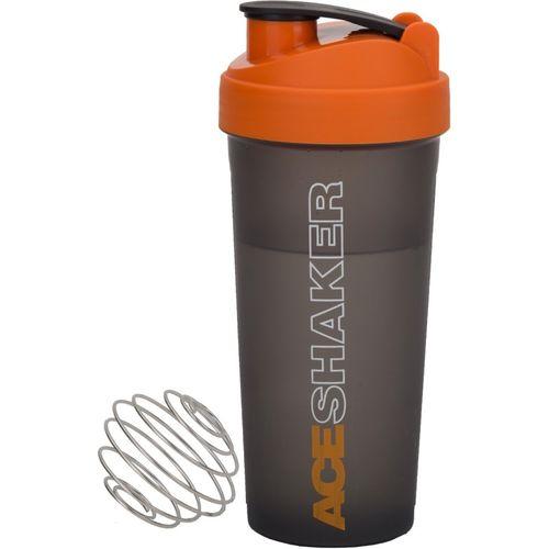 Jaypee Plus Ace 700 ml Shaker(Pack of 1, Orange, Plastic)