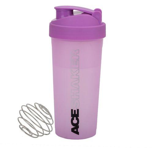 Jaypee Plus Aceshaker 700 ml Shaker(Pack of 1, Pink, Plastic)
