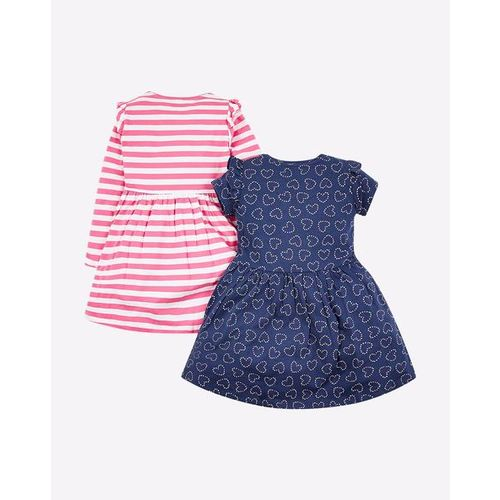 Mothercare Pack of 2 A-line Dresses