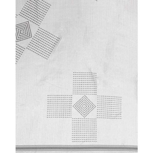 RACHNA Printed Half-and-Half Saree