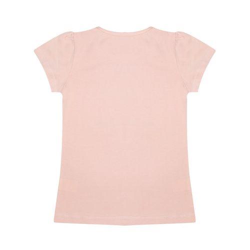 Luke & Lilly Graphic Print Round-Neck T-shirt