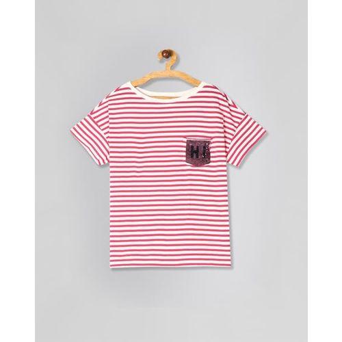 GAP Flippy Sequinned Pocket T-shirt