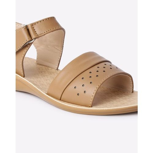 RIO GIRLS Perforated Sandals with Velcro Fastening